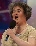 "Susan Boyle no ""Britain's got talent"""