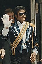 Michaek Jackson em 1984